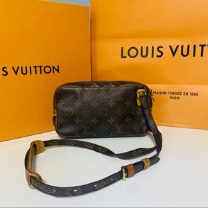 Louis Vuitton Marly Bandouliere Crossbody Bag
